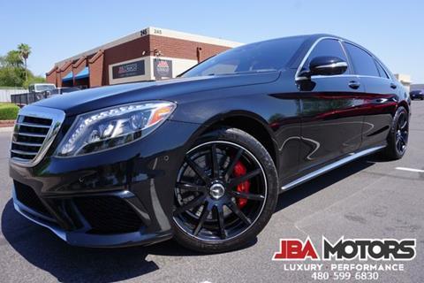 2015 Mercedes-Benz S-Class for sale in Mesa, AZ