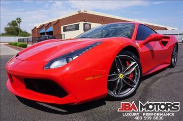 2016 Ferrari 488 GTB for sale in Mesa, AZ