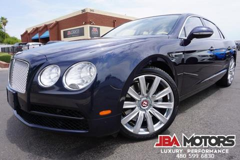 2015 Bentley Flying Spur V8 for sale in Mesa, AZ