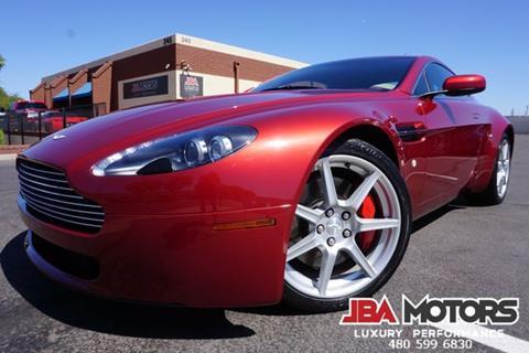 2006 Aston Martin V8 Vantage for sale in Mesa, AZ