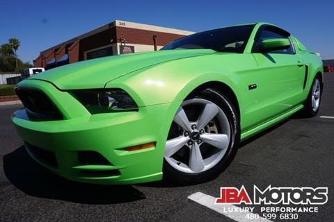 2014 Ford Mustang For Sale In Arizona
