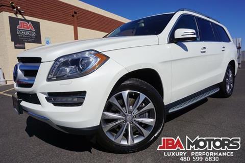 2013 Mercedes-Benz GL-Class for sale in Mesa, AZ