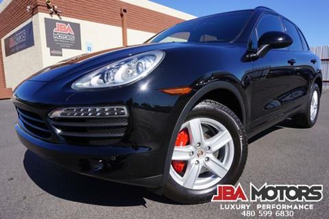 2012 Porsche Cayenne for sale in Mesa, AZ