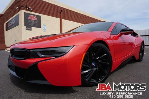 2015 Bmw I8 For Sale In Idaho Carsforsale Com
