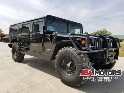 1999 AM General Hummer for sale in Mesa, AZ