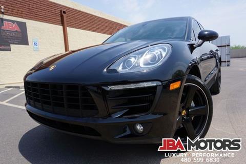2016 Porsche Macan for sale in Mesa, AZ