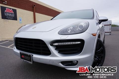 2013 Porsche Cayenne for sale in Mesa, AZ