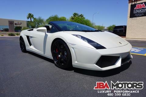 Used 2006 Lamborghini Gallardo For Sale In Louisiana Carsforsale Com