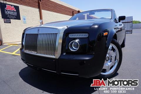 2009 Rolls-Royce Phantom Drophead Coupe for sale in Mesa, AZ