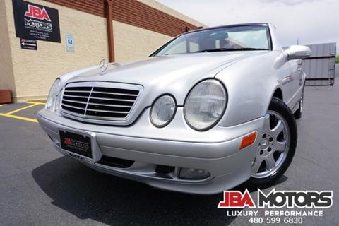 2003 Mercedes-Benz CLK for sale in Mesa, AZ
