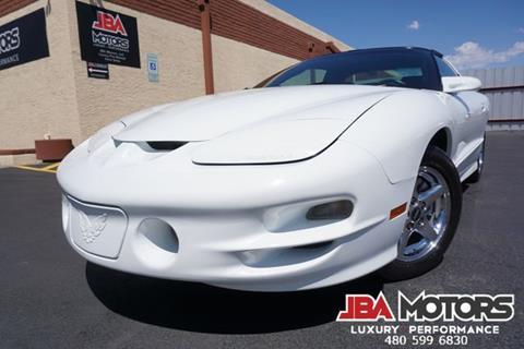 1998 Pontiac Firebird for sale in Mesa, AZ