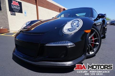 2016 Porsche 911 for sale in Mesa, AZ