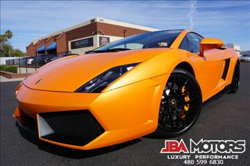 2013 Lamborghini Gallardo for sale in Mesa, AZ