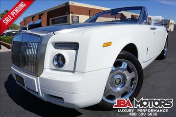 2009 Rolls-Royce Phantom Drophead Coupe for sale in Mesa, AZ