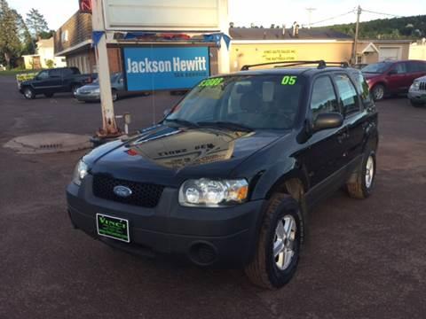 2005 Ford Escape for sale in Bessemer, MI