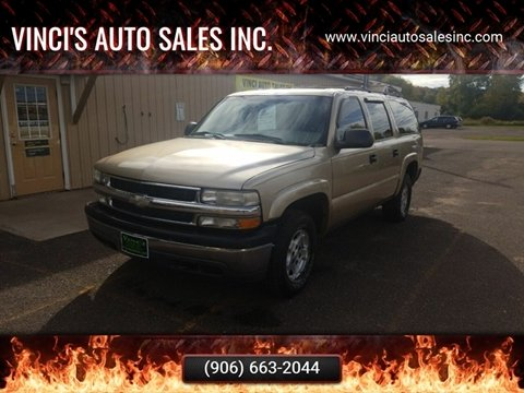 2006 Chevrolet Suburban for sale in Bessemer, MI