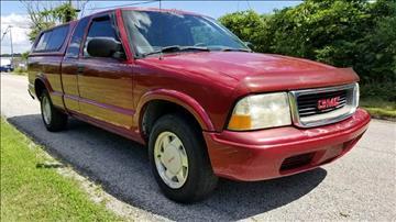 2002 GMC Sonoma for sale in Country Club Hills, IL