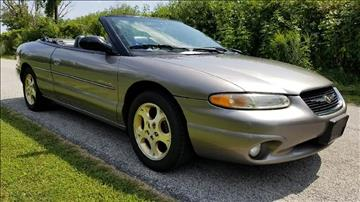 1999 Chrysler Sebring for sale in Country Club Hills, IL
