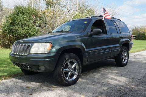 2002 Jeep Grand Cherokee for sale in Country Club Hills, IL