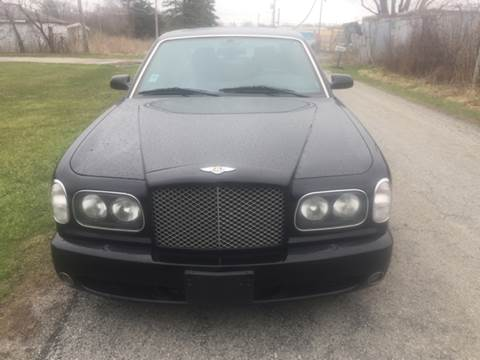 2002 Bentley Arnage for sale in Country Club Hills, IL