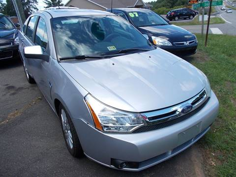 2008 Ford Focus for sale in Galax, VA