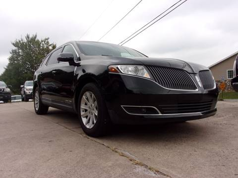 2014 Lincoln MKT Town Car for sale in Galax, VA