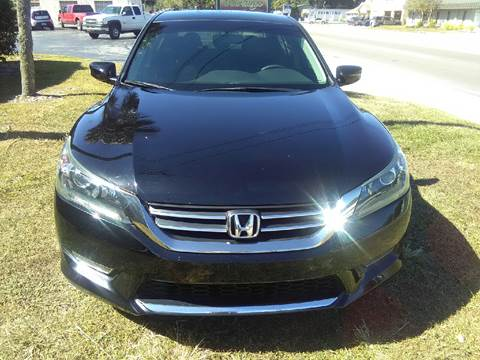 2013 Honda Accord for sale in Plant City, FL