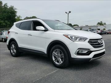 2017 Hyundai Santa Fe Sport for sale in Savannah, GA