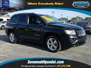 2013 Jeep Compass for sale in Savannah, GA
