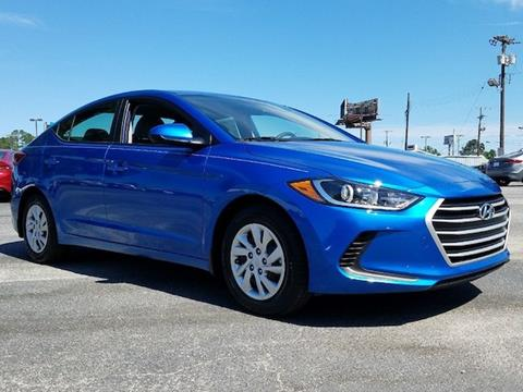 2017 Hyundai Elantra for sale in Savannah, GA