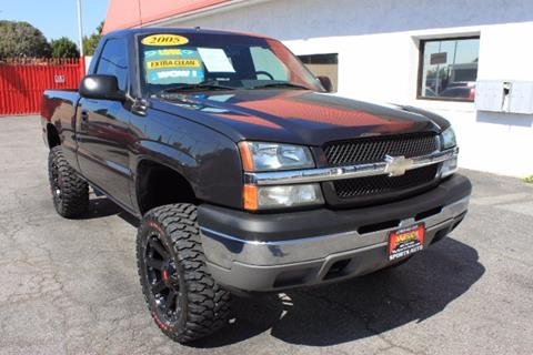 2005 Chevrolet Silverado 1500 for sale in Inglewood, CA