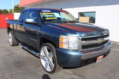 2008 Chevrolet Silverado 1500 for sale in Inglewood, CA