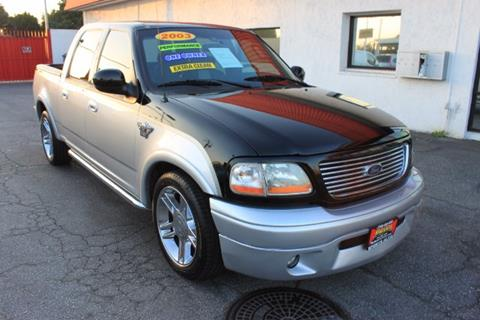 2003 Ford F-150 for sale in Inglewood, CA