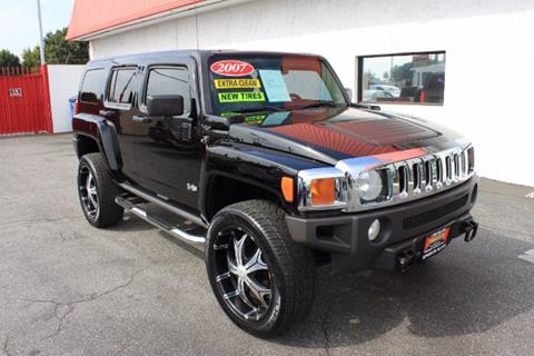 2007 HUMMER H3 for sale in Inglewood, CA