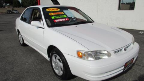 1998 Toyota Corolla for sale in Inglewood, CA
