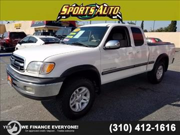 2000 Toyota Tundra for sale in Inglewood, CA
