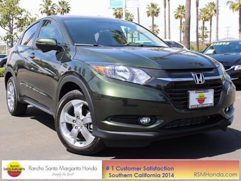 2017 Honda HR-V for sale in Rancho Santa Margarita, CA