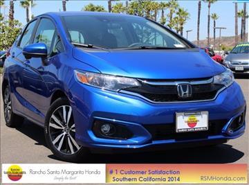 2018 Honda Fit for sale in Rancho Santa Margarita, CA