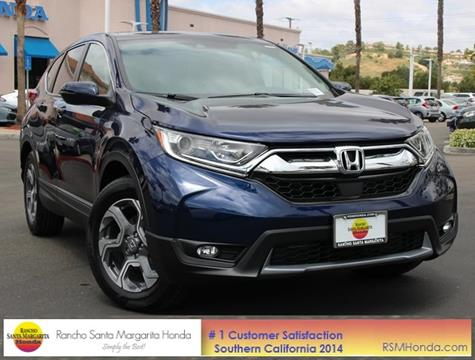 2017 Honda CR-V for sale in Rancho Santa Margarita, CA