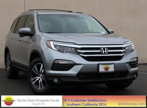 2017 Honda Pilot for sale in Rancho Santa Margarita, CA