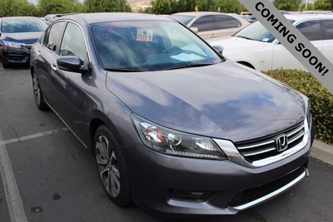 2015 Honda Accord for sale in Rancho Santa Margarita, CA