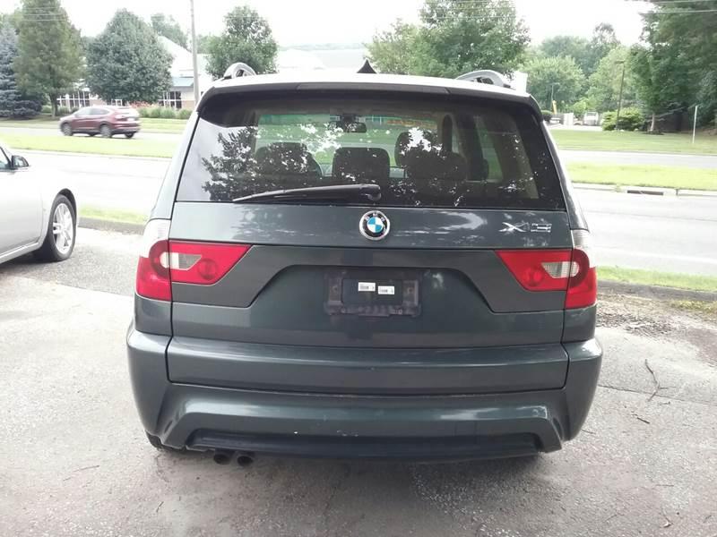 2006 BMW X3 AWD 3.0i 4dr SUV - New Milford CT