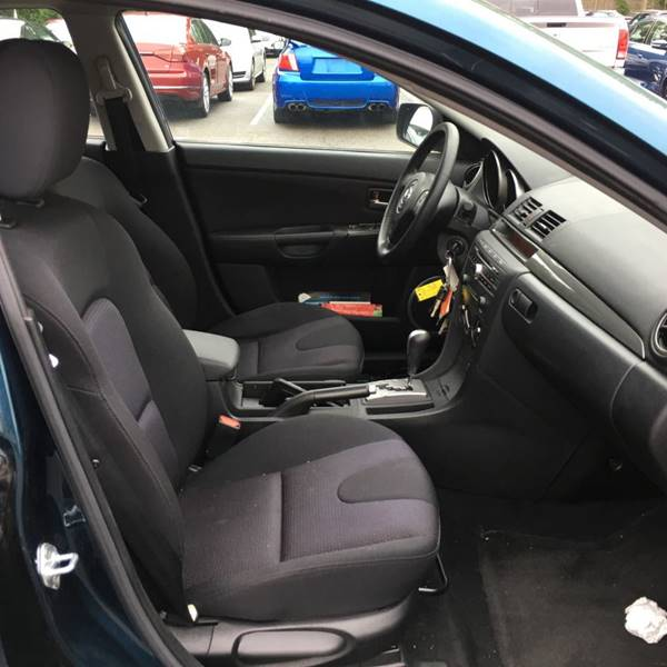 2007 Mazda MAZDA3 s Sport 4dr Wagon (2.3L I4 5A) - New Milford CT
