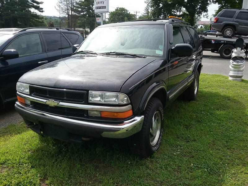 2000 Chevrolet Blazer 4dr LT 4WD SUV - New Milford CT