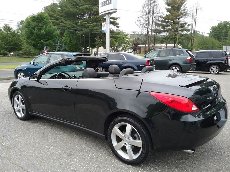 2008 Pontiac G6 GT 2dr Convertible - New Milford CT