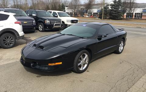 1995 Pontiac Firebird for sale in New Milford, CT