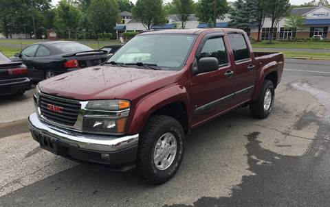 2007 Gmc Canyon For Sale In New Milford Ct