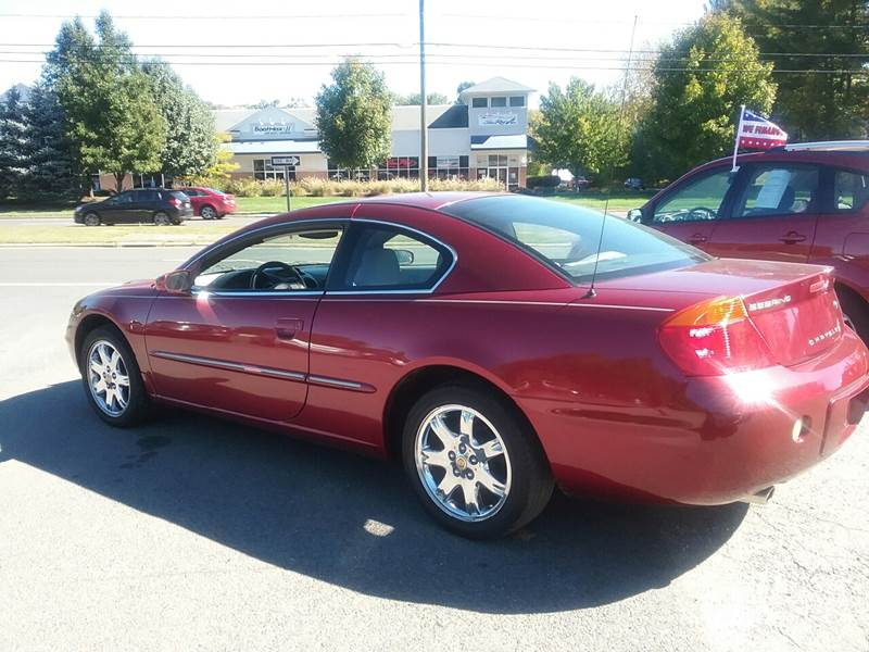 2002 Chrysler Sebring LXi 2dr Coupe In New Milford CT  Candlewood