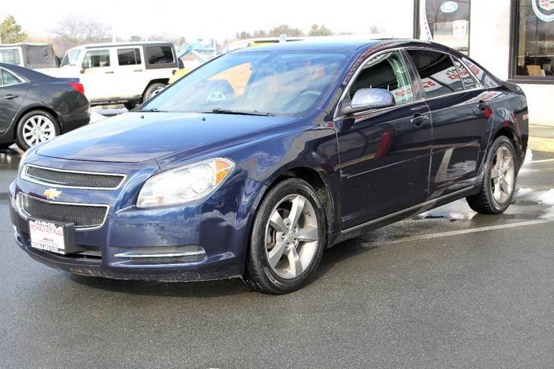 2011 Chevrolet Malibu LT 4dr Sedan w/1LT - New Milford CT