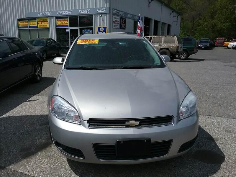 2008 Chevrolet Impala LTZ 4dr Sedan - New Milford CT